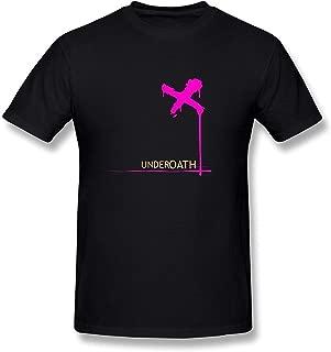 WunoD Men's Underoath Logo T-Shirt