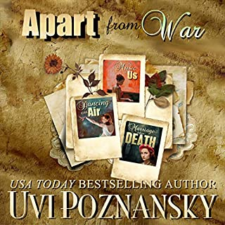 Apart from War audiobook cover art