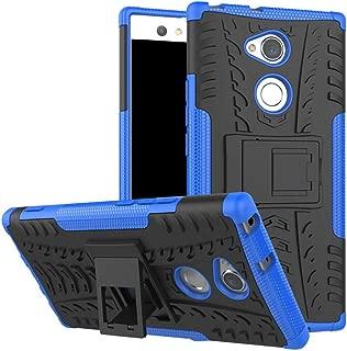 頑丈なハイブリッド頑丈なデュアルレイヤーアーマーハードPCとソフトTPU衝撃保護2 in 1で カバー Sony Xperia Xperia 1(6.5インチ)