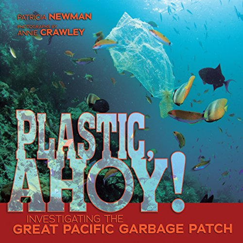 Plastic, Ahoy! audiobook cover art