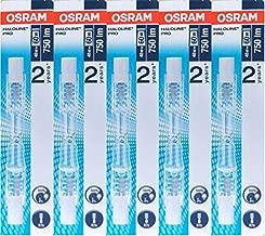 5x ampoules halogène Osram Haloline Pro R7s 230V 48W 64684