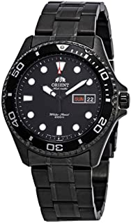 Orient Sports Watch FAA02003B9 - Plated Stainless Steel Unisex Automatic Analogue