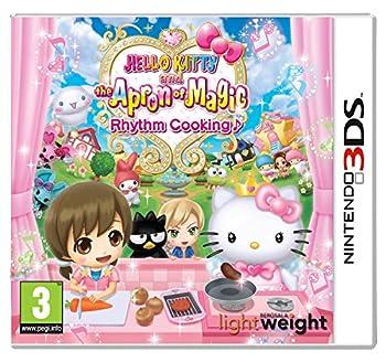 Hello Kitty Apron Magic 3DS