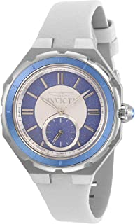 Invicta Angel Quartz Blue Dial Ladies Watch 31665