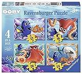 Buscando a Dory Buscando a Dory-073399 Puzzle, 3 a&ntildeos (Ravensburger 07399)