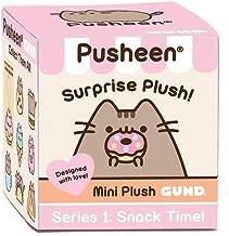 Gund Pusheen Blind Box Series #1 Surprise Plush, 3