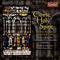 Come Holy Spirit: Ascension Petecost & Trinity