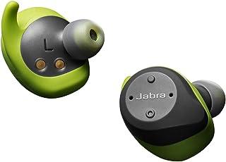 جابرا ايليت سبورت ايربادز – سماعة اذن لاسلكية مع تطبيق لياقة مدمجة للمكالمات والموسيقى – رمادي أخضر