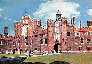 Hampton Court Palace, Anne oleyn's Gateway Middlesex United Kingdom, Great Britain, England Postcard