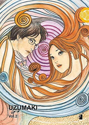 Uzumaki Vol. 2: Great Manga Book for Adolescent and Adults (English Edition)