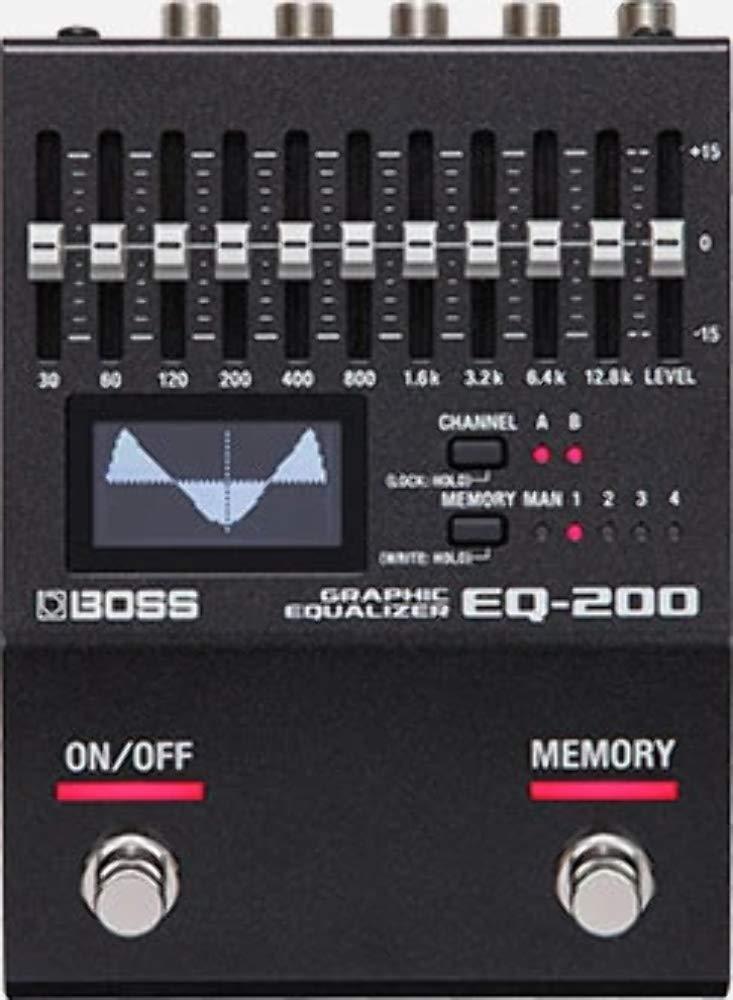 リンク:EQ-200 Graphic Equalizer