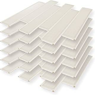 Furniture Fix Set of 36, Customizable and Interlocking Panels to Support and Lift Sagging Furniture and Upholstery