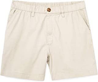 """Men's Short Shorts 5.5"""" Inseam, Stretch Casual Chino"""