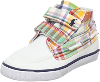 Polo by Ralph Lauren Coast Mid EZ Boat Shoe (Toddler)