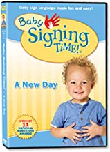 baby signing time a new day