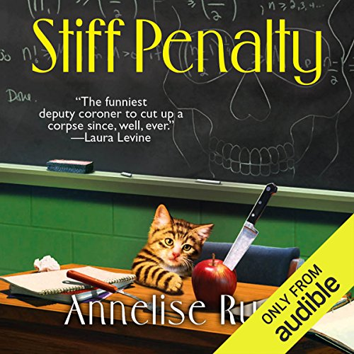 Stiff Penalty audiobook cover art