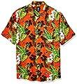 Cleveland Browns NFL Mens Floral Button Up Shirt - XXL