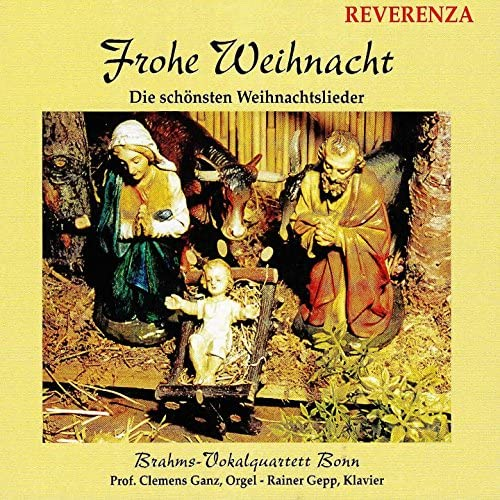Brahms-Vokalquartett Bonn, Clemens Ganz, Klaus Nolte