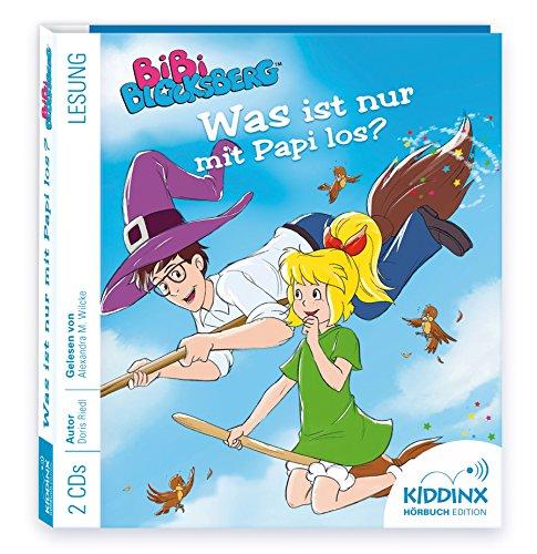 Bibi Blocksberg Hörbuch - Was Ist Nur mit Papi Los?