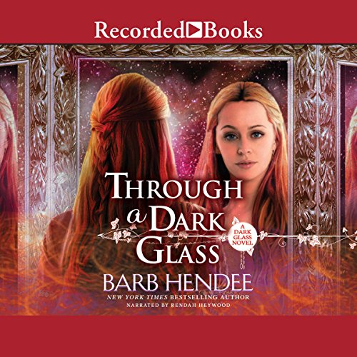 Through a Dark Glass audiobook cover art