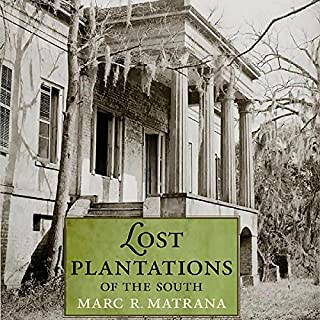 Lost Plantations of the South audiobook cover art