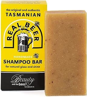 Tasmanian Real Beer Shampoo Bar with Hops Flowers