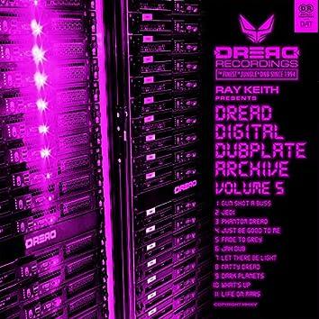 Dread Digital Dubplate Archive, Vol. 5