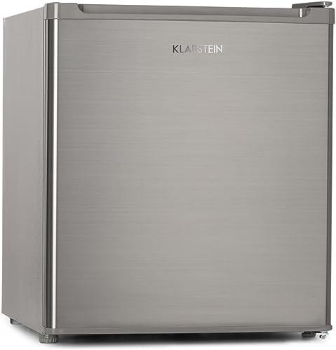 Klarstein Garfield Eco - Congélateur 4 étoiles, Capacité nette de 34 litres, 117 kWh/an, 2 niveaux, 41 dB, Tablette a...