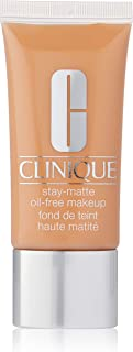 Clinique Stay-Matte Oil-Free Makeup Dry Combination to Oily, 11 Honey, 1 Ounce