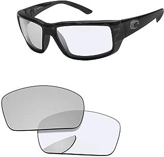 PapaViva Lenses Replacement for Costa Del Mar Fantail