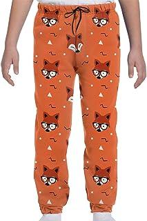 Yesbnow Pantalones de chándal para jóvenes Pantalones Deportivos para Trotar o Pantalones de Loungewear, Pantalones de chá...