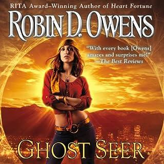 Ghost Seer audiobook cover art
