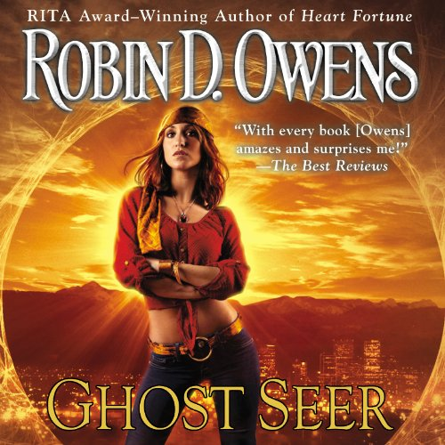 Ghost Seer audiobook cover art