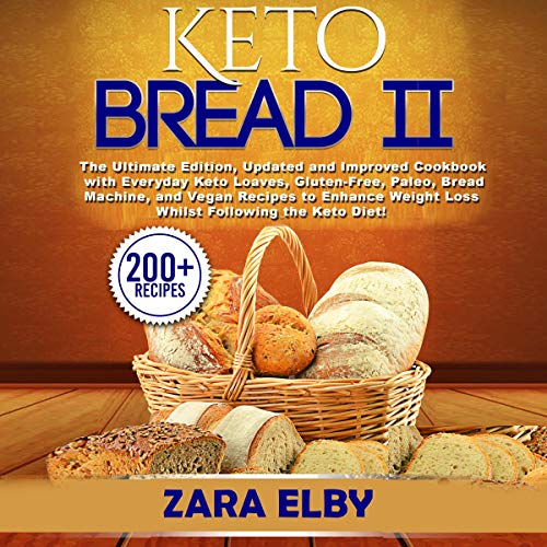 Keto Bread II Titelbild