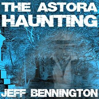 The Astora Haunting audiobook cover art
