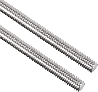 Amazon Com Galvanized Threaded Rods Studs Fasteners Industrial Scientific