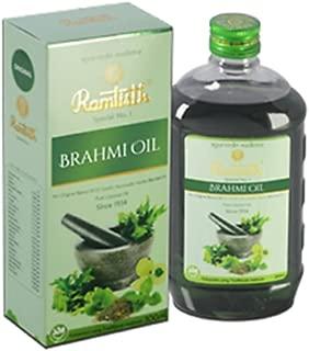 Ramtirath Brahmi Hair Oil-300 Ml (New Export Pack)