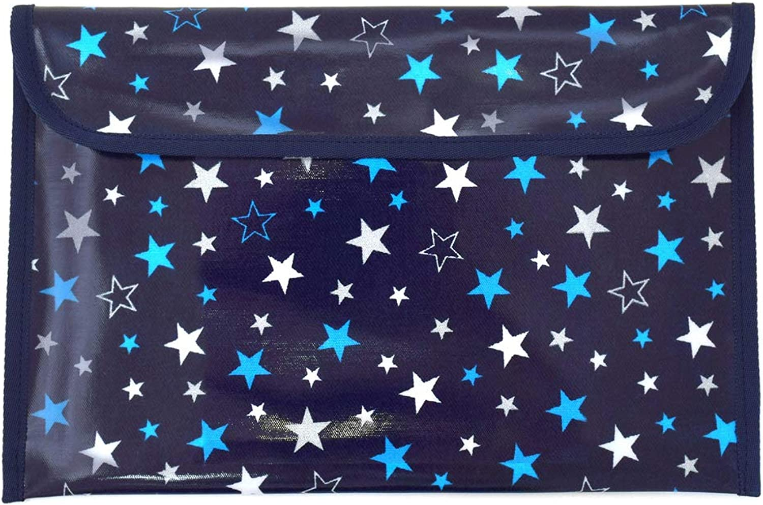 Organized contact smart bag brilliant star navy bluee made in Japan N4008000 (japan import)