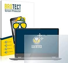 brotect Entspiegelungs-Schutzfolie kompatibel mit Lenovo Yoga 530 - Anti-Reflex, Matt