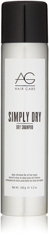 Max 75% Quantity limited OFF AG Hair Simply Dry Shampoo oz 1