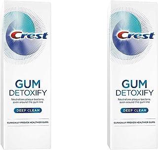 Crest Gum Detoxify Toothpaste, Deep Clean (4.1 oz.) (deep clean, 116 g)