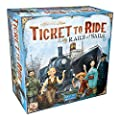 Ticket to Ride Rails & Sails Board Game   Family Board Game   Board Game for Adults and Family   Train Game   Ages 10+   For 2 to 5 players   Average Playtime 60-120 minutes   Made by Days of Wonder