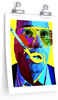 eGloop Fear and Loathing in Las Vegas Painting | Premium Matte Vertical Posters