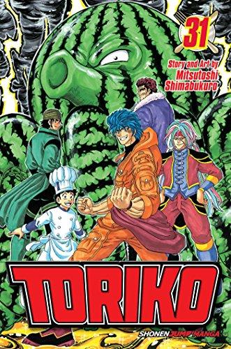 Toriko Volume 31