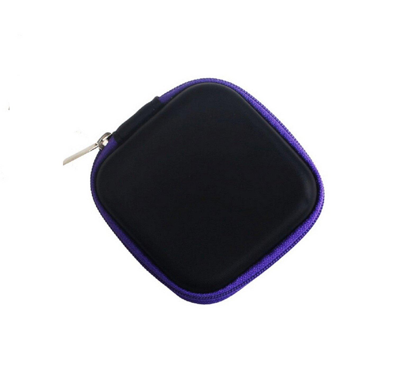 Estuche de almacenamiento cuadrado para llaves y auriculares Da.Wa: Amazon.es: Hogar