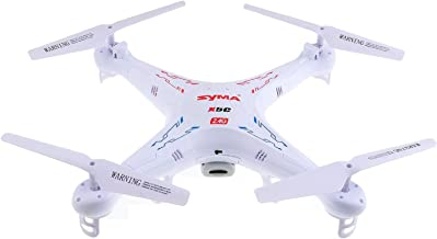 Syma X5C 4 Channel 2.4GHz RC Explorers Quad Copter w/ Camera