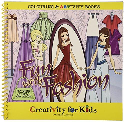 Creativity for Kids - Cfk6005 - Kit De Loisirs Créatifs - S'amuser avec La Mode
