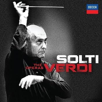 Solti - Verdi - The Operas
