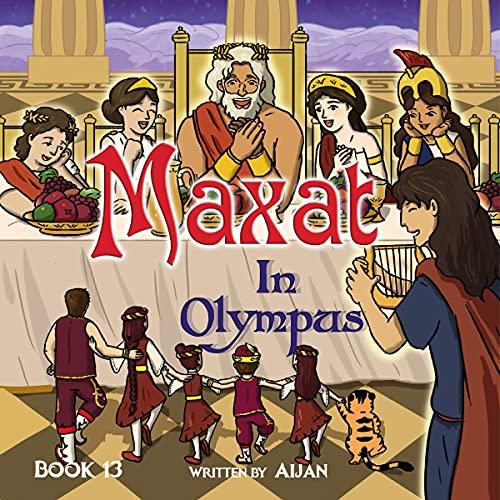 Maxat in Olympus, Book 13 cover art