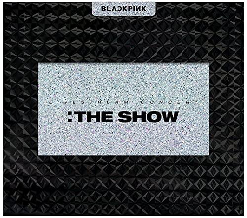 BLACKPINK - BLACKPINK 2021 THE SHOW LIVE CD Album+Extra Photocards Set